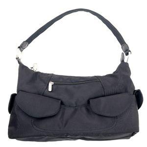 Travelon Over The Shoulder Hand Bag Black Handbag